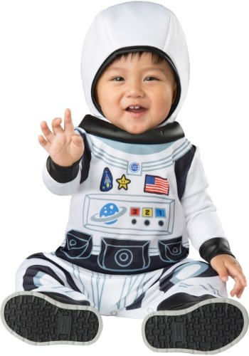 Fantasia para Bebê Totó Astronauta INFANT ASTRONAUT TOT COSTUME