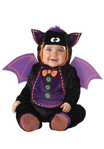Fantasia para Bebê Morcego INFANT BAT COSTUME