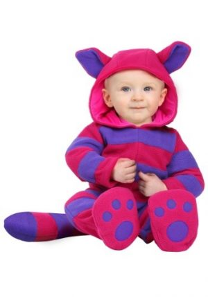 Fantasia para Bebê Gato INFANT CHESHIRE CAT COSTUME