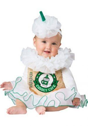 Fantasia para Bebê Capuccino INFANT CUDDLY CAPPUCCINO COSTUME