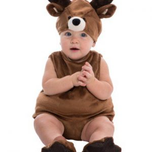 Fantasia Bebê Infantil Veado INFANT DEER COSTUME