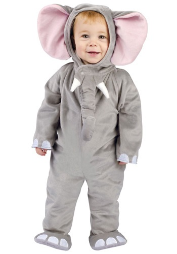 Fantasia Infantil Elefante INFANT ELEPHANT COSTUME