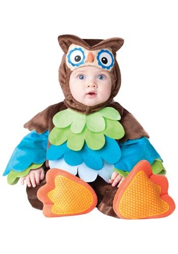 Fantasia para Bebê Coruja INFANT HOOT OWL COSTUME
