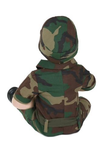 Fantasia para Bebê Soldado INFANT INFANTRY SOLDIER COSTUME