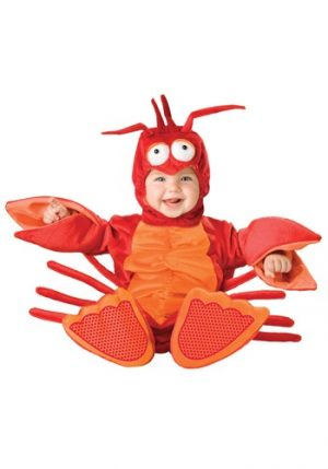 Fantasia Infantil Lagosta INFANT LOBSTER COSTUME
