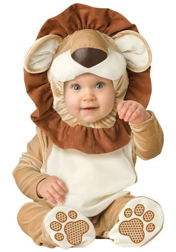 Fantasia para Bebê Leão adorável INFANT LOVABLE LION COSTUME