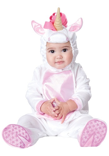 Fantasia Bebê/Infantil Unicórnio Mágico INFANT MAGICAL UNICORN COSTUME