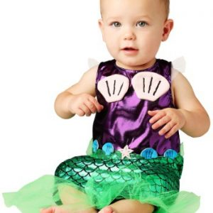 Fantasia Bebê Sereia INFANT MERMAID COSTUME