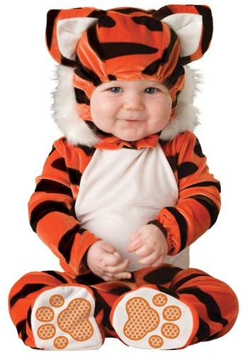 Fantasia para Bebê Tigre INFANT TIGER COSTUME