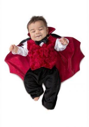 Fantasia para Bebê Pequeno Vampiro INFANT'S LITTLE VLAD VAMPIRE COSTUME