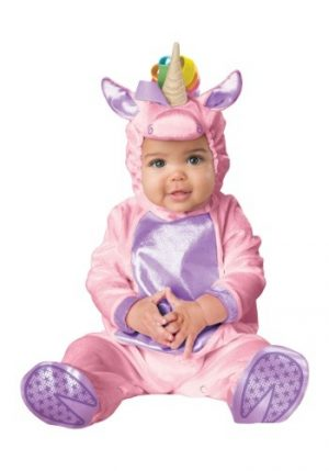 Fantasia para Bebê Unicórnio Rosa INFANT'S PINK UNICORN COSTUME