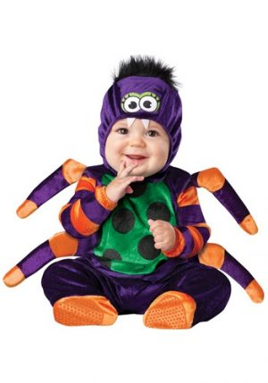 Fantasia para Bebê Aranha ITSY BITSY SPIDER COSTUME