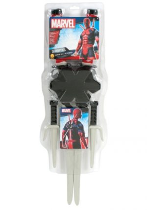 Kit de Acessórios Armas Deadpool DEADPOOL WEAPON KIT