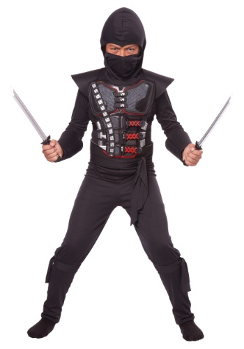 Kit de Acessórios Ninja Armadura STEALTH NINJA BATTLE ARMOR KIT