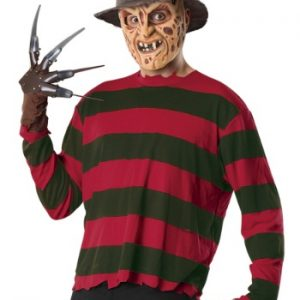 Kit de Acessórios Adulto Freddy Krueger ADULT FREDDY KRUEGER COSTUME KIT