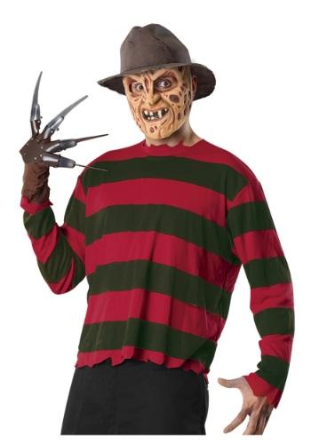 Kit de Acessórios Adulto Freddy Krueger ADULT FREDDY KRUEGER COSTUME KIT