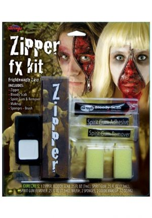 Kit de Maquiagem Zipper FX ZIPPER FX MAKEUP KIT