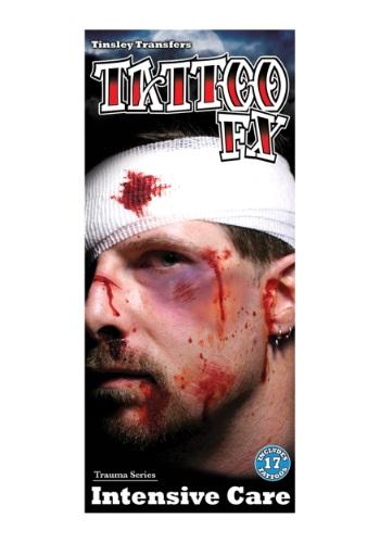 Kit de Maquiagem para Cuidados Intensivos INTENSIVE CARE TEMPORARY TATTOO KIT