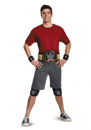 Kit de Acessórios Campeão de WWE WWE CHAMPION COSTUME KIT