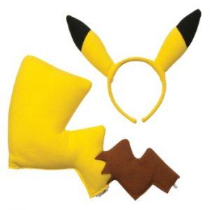 Kit de Acessórios Pikachu Pokemon POKEMON PIKACHU KIT