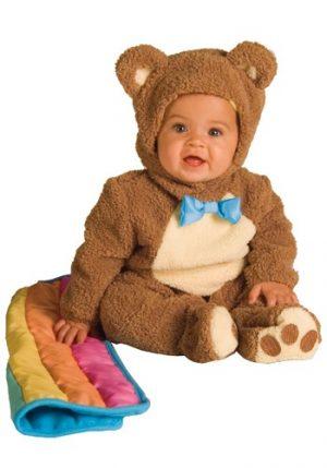 Fantasia Bebê/Infantil Urso Lil LIL BEAR COSTUME