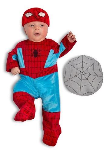 Fantasia para Bebê Homem Aranha MARVEL SPIDER-MAN INFANT COSTUME