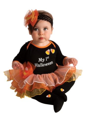 Fantasia para bebê Onesie INFANT MY FIRST HALLOWEEN ONESIE COSTUME