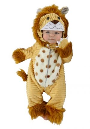 Fantasia para Bebê Safari Leão SAFARI LION INFANT COSTUME