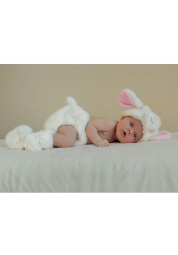Fantasia para Bebê Recém Nascido Cordeiro CUDDLY LAMB DIAPER COVER