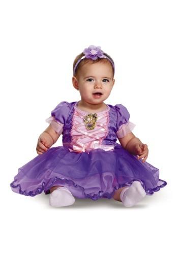 Fantasia para Bebê Rapunzel TANGLED RAPUNZEL INFANT COSTUME