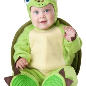 Fantasia Bebê Tartaruga TINY TURTLE INFANT COSTUME