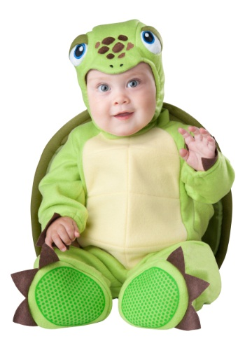 Fantasia Bebê Tartaruga TINY TURTLE INFANT COSTUME