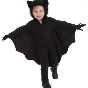 Fantasia Infantil Morcego de Lã TODDLER FLEECE BAT COSTUME