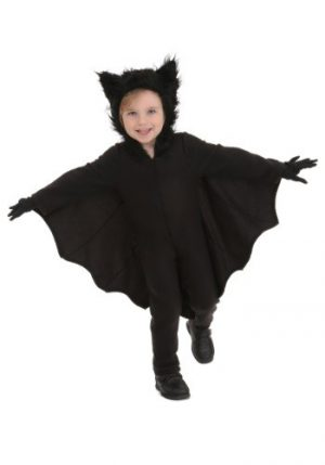 Fantasia Infantil Morcego de Lã TODDLER FLEECE BAT COSTUME