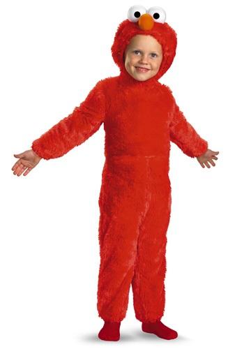 Fantasia Infantil Elmo Peludo TODDLER FURRY ELMO COSTUME