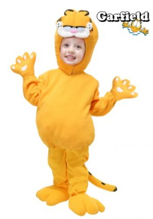 Fantasia Infantil Garfield TODDLER GARFIELD COSTUME