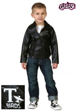 Fantasia Jaqueta Grease T-Birds TODDLER GREASE T-BIRDS JACKET COSTUME