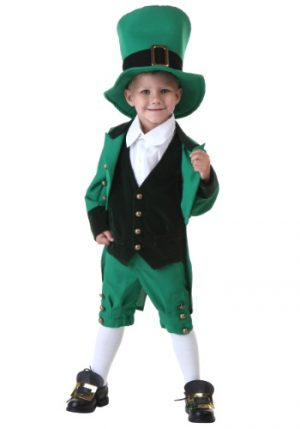 Fantasia Infantil Leprechaun TODDLER LEPRECHAUN COSTUME