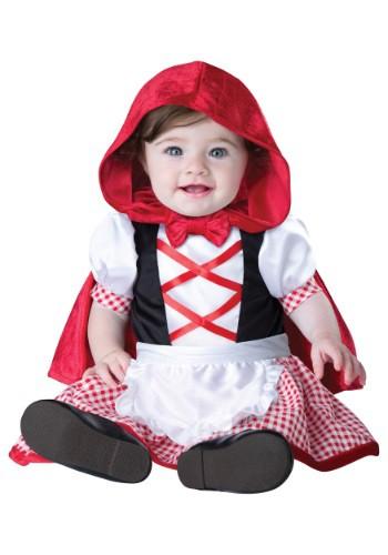 Fantasia para Bebê / Infantil Chapeuzinho Vermelho LITTLE RED RIDING HOOD