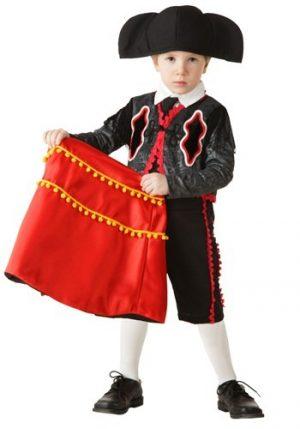 Fantasia Infantil Matador TODDLER MATADOR COSTUME