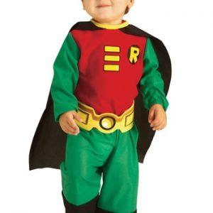 Fantasia Infantil Robin TODDLER ROBIN COSTUME
