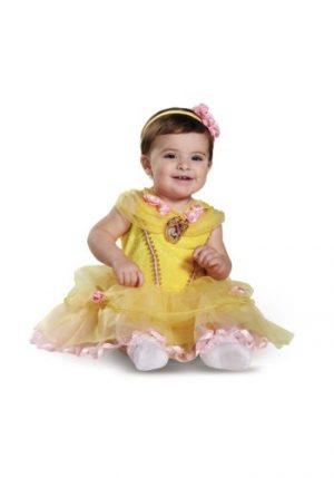 Fantasia para Bebê Bela BELLE COSTUME