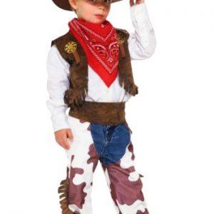 Fantasia Infantil Cowboy TODDLER COWBOY COSTUME