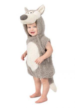 Fantasia para Bebê Lobo WOLFRED WOLF TODDLER COSTUME