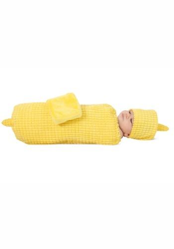 Fantasia para Bebê Recém Nascido Espiga de Milho INFANT'S CORN ON THE COB COSTUME