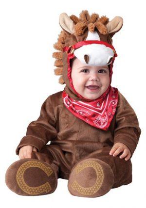 Fantasia para Bebê Pônei Brincalhão INFANT PLAYFUL PONY COSTUME