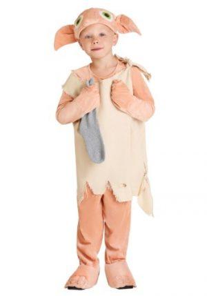 Fantasia Infantil Dobby Harry Potter DELUXE HARRY POTTER DOBBY TODDLER COSTUME