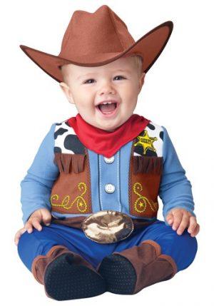 Fantasia Bebê/Infantil WRANGLER COWBOY WEE