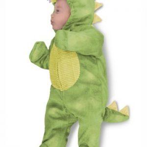 Fantasia para Bebê Dino Verde Sonolento INFANT SLEEPY GREEN DINO COSTUME