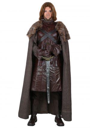Fantasia Guerreiro Rei do Norte Luxo NORTHERN KING COSTUME